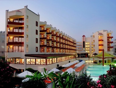 A11 Hotel Alanya (Ex.Taksim International Obakoy) 4*